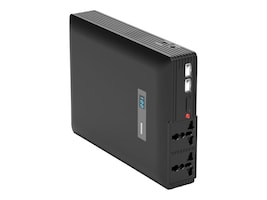 ChargeTech PLUG PRO 54K PORTABLE POWER BANK 110V, CT-600011, 37259471, Power Strips