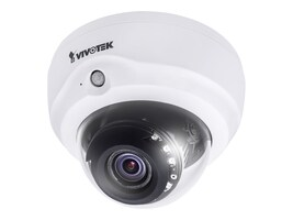 Vivotek 2MP WDR Fixed Dome Network Camera with 2.8-12mm Lens, FD816BA-HT, 32837471, Cameras - Security