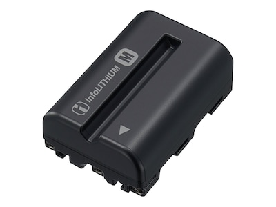 Sony Rechargeable Battery Pack 1650mAh for A100 DSLR, NPFM500H, 7930219, Batteries - Camera