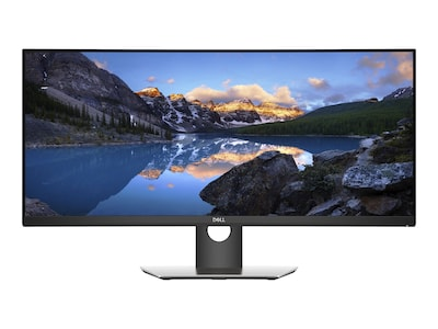 Dell 34 P3418HW Full HD LED-LCD Ultrawide Curved Monitor, Black, DELL-P3418HW, 35062834, Monitors
