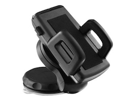 Aluratek Universal Car Windshield Mount Holder for Smartphones, iPhone, AUCH01F, 33581500, Stands & Mounts - AV