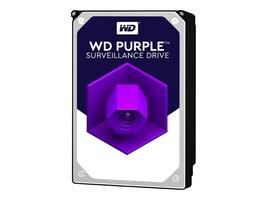 WD 4TB AV SATA 6Gb s 3.5 Internal Hard Drive - 64MB Cache, WD40PURZ, 34022110, Hard Drives - Internal