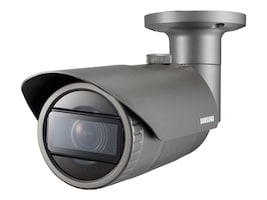 Samsung 2MP Full HD Network IR Bullet Camera with 2.8-12mm Lens, QNO-6070R, 32387414, Cameras - Security