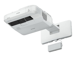 Epson BrightLink Pro 1470UI Projector with Wall Mount, V11H876520W, 34763209, Projectors