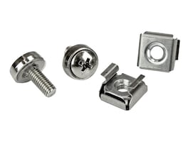 StarTech.com M5 Rack Screws, M5 Cage Nuts (20-each), CABSCRWM520, 34031796, Tools & Hardware