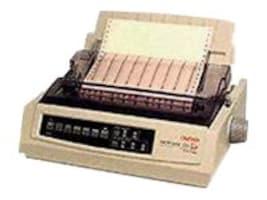 Oki MicroLine 320 Turbo w  RS-232c Serial Printer, 9-pin Narr 10k Mtbf, 1-year Standard, 91907101, 435962, Printers - Dot-matrix