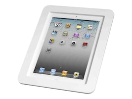 Compulocks Executive Enclosure For Case iPad 2 3 4 iPad Air Air 2, White, 213EXENW, 30596482, Mounting Hardware - Miscellaneous