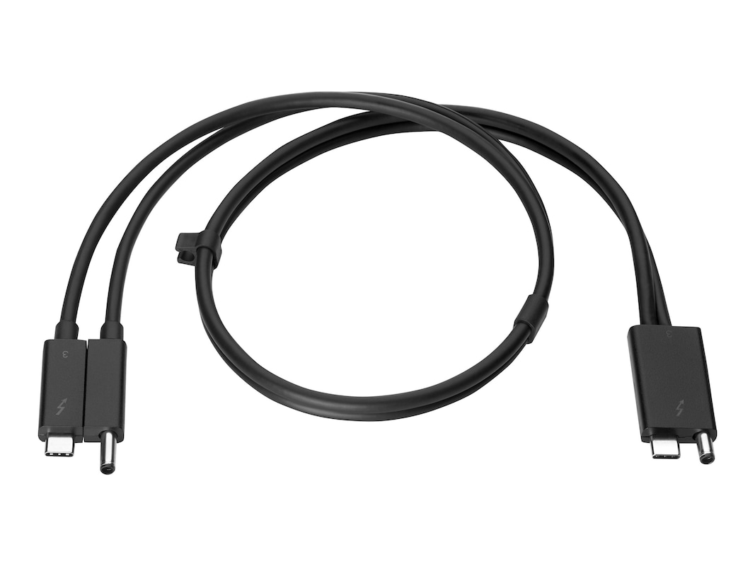 HP Thunderbolt Dock G2 Combo Cable, 2 3ft