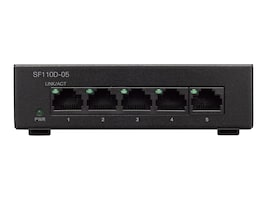 Cisco SF110D-05-UK Main Image from Front