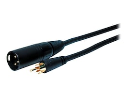 Comprehensive Cable XLRP-PP-3ST Main Image from Front