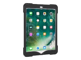 Joy Factory aXtion Bold MP Case w  Built-In Hand Strap & Stand for 10.5 iPad Pro, Black, CWA702, 34719822, Carrying Cases - Tablets & eReaders