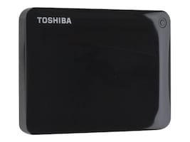 Toshiba 2TB Canvio Connect II Hard Drive - Black, HDTC820XK3C1, 18234577, Hard Drives - External