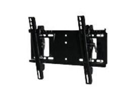 Peerless Tilt Wall Mount for Flat Panels 32-40, Black, PT640, 8446373, Stands & Mounts - AV