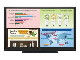 Sharp 70 PNL703W Full HD LED-LCD Touchscreen Display, Black, PNL703W, 31451349, Monitors - Large Format - Touchscreen/POS