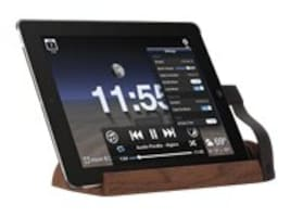 Griffin DreamStand Charging & Viewing Dock for iPad, Dark Walnut, GC35727, 33517680, Docking Stations & Port Replicators