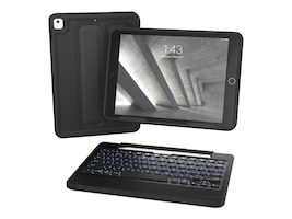 Zagg ZAGG Rugged Book iPad 102, 103104613, 38332676, Carrying Cases - Tablets & eReaders