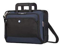 HP Evolution Checkpoint Friendly Case, Fits 16 Screen, BM147UT, 11606075, Carrying Cases - Notebook