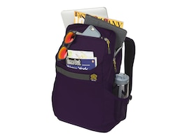 STM Bags Saga 15 Backpack, Purple, STM-111-170P-53, 36368456, Carrying Cases - Other