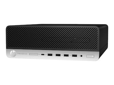 HP ProDesk 600 G5 3GHz Core i5 8GB RAM 256GB hard drive, 7PR65UT#ABA, 37193475, Desktops