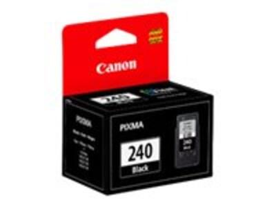 Canon Black PG-240 Ink Cartridge, 5207B001AA, 14878800, Ink Cartridges & Ink Refill Kits