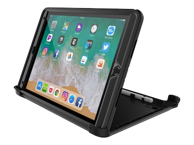 Lifeproof Defender Case for iPad Pro 10.5, Black, 77-55780, 36305703, Carrying Cases - Tablets & eReaders