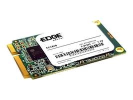 Edge 500GB CLX600 mSATA 6Gb s Internal Solid State Drive, PE255091, 35791631, Solid State Drives - Internal
