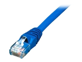 Comprehensive Cable CAT6A-3BLU Main Image from Right-angle