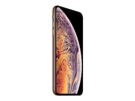 Apple iPhone XS Max 512GB Gold (SIM-free), MT5J2LL/A, 36144516, Cell Phones - iPhone X Models