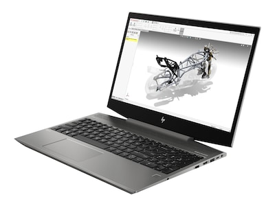 HP ZBook 15v G5 Core i5-9300H 2.4GHz 16GB 256GB PCIe ac BT FR WC P600 15.6 FHD W10P64, 156 ZB15vG5 i59300H 16G 256G, 37679408, Workstations - Mobile