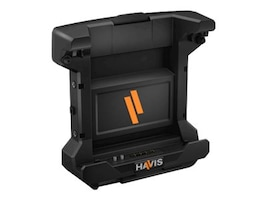 Havis Vehicle Dock w Power Supply for Latitude 12 Rugged Tablet, DS-DELL-602, 33217863, Docking Stations & Port Replicators