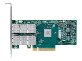 Mellanox ConnectX-3 VPI 40GBE PCIe 3.0 X8 8GT S 2-port QSFP FDR IB 56GB S, MCX354A-FCBT, 13757459, Network Adapters & NICs