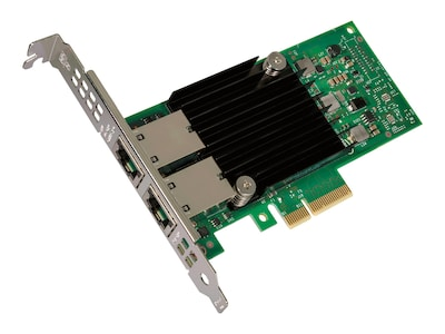 Intel X550T2 2-Port Ethernet CNA, X550T2BLK, 31655923, Network Adapters & NICs