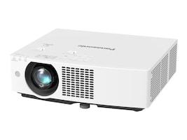 Panasonic PT-VMZ50U 3LCD Portable Laser Projector, 5000 Lumens, White, PT-VMZ50U, 36535007, Projectors
