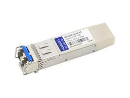 ACP-EP SFP+ 10KM SFP-10GE-LR-AU TAA XCVR 10-GIG LR DOM LC Transceiver for Aruba, SFP-10GE-LR-AU-AO, 32509995, Network Transceivers