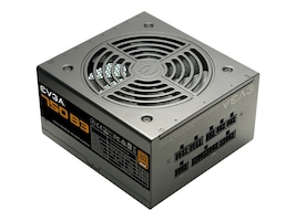 eVGA 750W Power Supply B3 80 Plus Bronze Fully Modular Eco Mode 160mm Size, 220-B3-0750-V1, 33988238, Power Supply Units (internal)