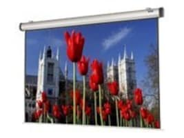 Da-Lite Easy-Install Manual Projection Screen with CSR, Matte White, 4:3, 57 x 76, 38831, 11783881, Projector Screens
