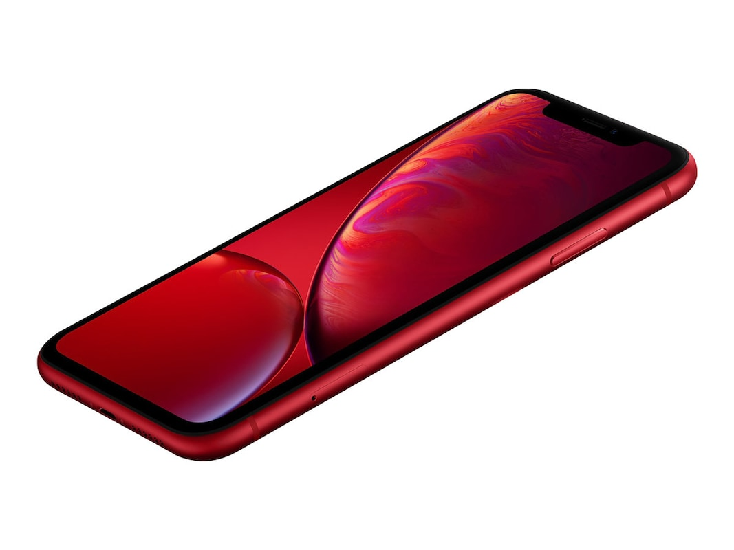 550ecd6f0173 Apple iPhone XR 64GB Red (SIM-free) (MRYU2LL/A)