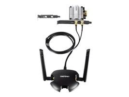 TRENDnet Wireless AC1200 DB PCIe Adapter, TEW-807ECH, 25358172, Wireless Adapters & NICs