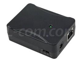 L-Com GbE Base-T PoE Splitter Tap w Adjustable DC Output, BT-CAT5-R0512, 34472401, PoE Accessories