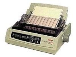 Oki MicroLine 390 Turbo Printer, 62411901, 41223, Printers - Dot-matrix