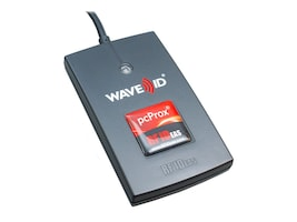 RF IDeas pcProx AWD 82 Series Reader, USB, RDR-6982AKU, 11128780, PC Card/Flash Memory Readers
