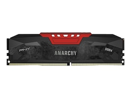 PNY 4GB PC4-19200 288-pin DDR4 SDRAM DIMM, MD4GSD4240015AR, 29830534, Memory