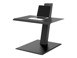 Humanscale QuickStand Eco Laptop, Black, QSEBL, 34547039, Mounting Hardware - Miscellaneous