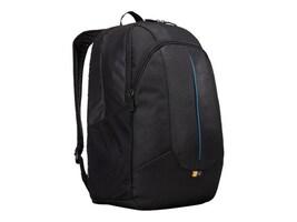 Case Logic Prevailer Laptop & Tablet Backpack 17.3, Black, PREV217BLACKMIDNIGHT, 33790838, Carrying Cases - Notebook