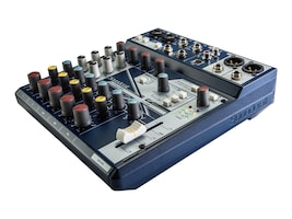 JBL SOUNDCRAFT NOTEPAD 8-FX        SPKRSMALL-FORMAT ANALOG MIXER, 5085984US, 37216420, Music Hardware