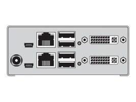 Black Box DKM HD Video, Peripheral Matrix Switch Compact Receiver, CATx, Dual DVI-D Plus (4) USB HID, ACX1R-22-C, 33002985, KVM Displays & Accessories