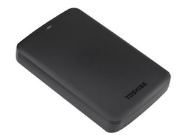 Toshiba 2TB Canvio Basics USB 3.0 Portable Hard Drive - Black, HDTB320XK3CA, 18105791, Hard Drives - External