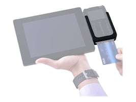 Posiflex PAX D200 EMV Pin Pad Bracket for MT Series Tablets, P-HLDMT001, 34522069, Bar Coding Accessories