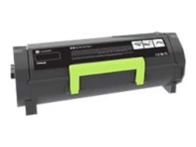 Lexmark Black Extra High Yield Return Program Toner Cartridge for MS421, MS521dn, MS621dn, MS622de, MX421ade, 56F1X00, 35438061, Toner and Imaging Components - OEM
