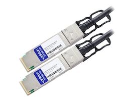 AddOn QSFP-H40G-CU2M-BE-AO Main Image from Left-angle